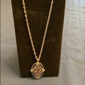 2 for $25 NWT Lia Sophia Matte Silver Necklace